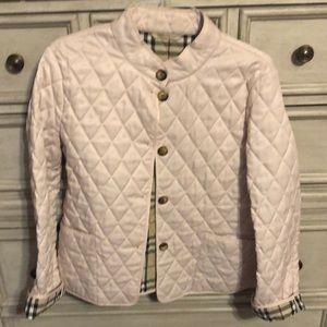 Burberry jacket size XL